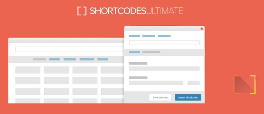 Công cụ bổ sung shortcode cho website – ShortCode Ultimate